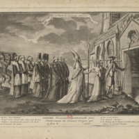 Procession of Refractory Clergy