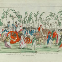 Triumph of the Parisian Army and the People