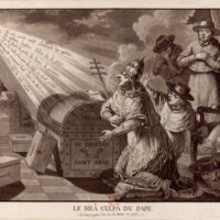Mea Culpa of the Pope