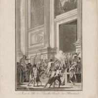 The Seventh Incident of 14 July 1789