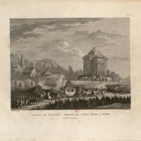 Return from Varennes, Arrival of Louis Capet in Paris