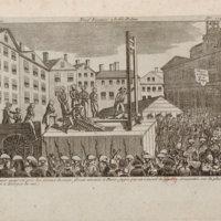 Nine Emigrants Go to the Guillotine