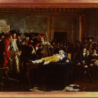 Robespierre 10 Thermidor—Exposition of 1877