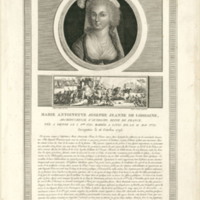 Marie Antoinette Josephe Jeanne de Lorraine