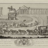 Arrival of the Royal Family in Paris on 6 October 1789