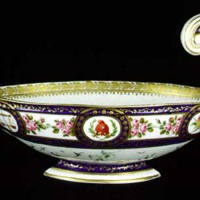 Gravy Boat with Phrygian Bonnet