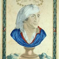 Bust of Marat